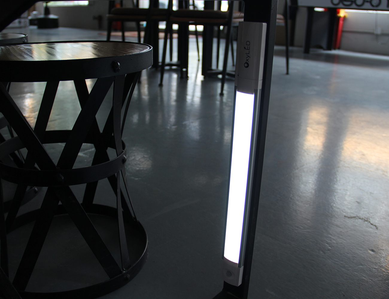 OxySense Motion Activated LED Bar Light