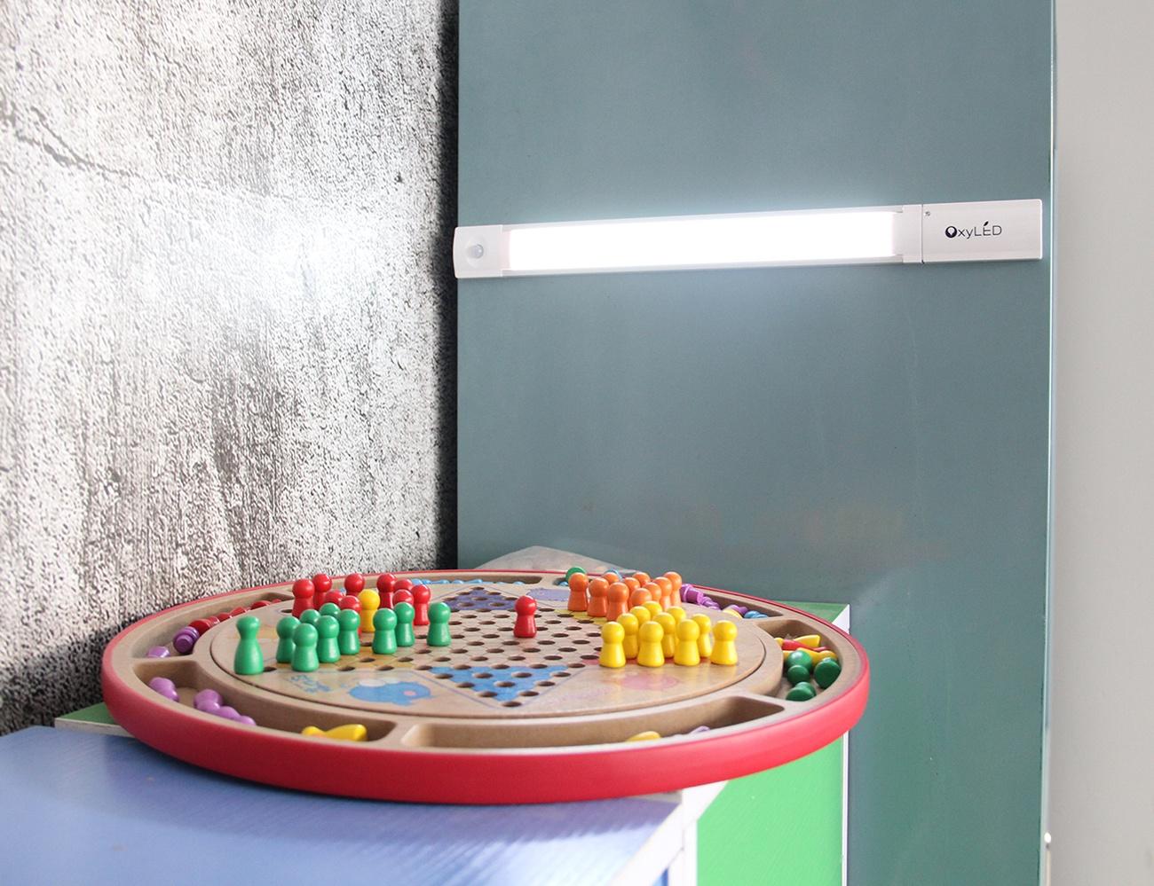 OxySense Motion Activated LED Bar Light