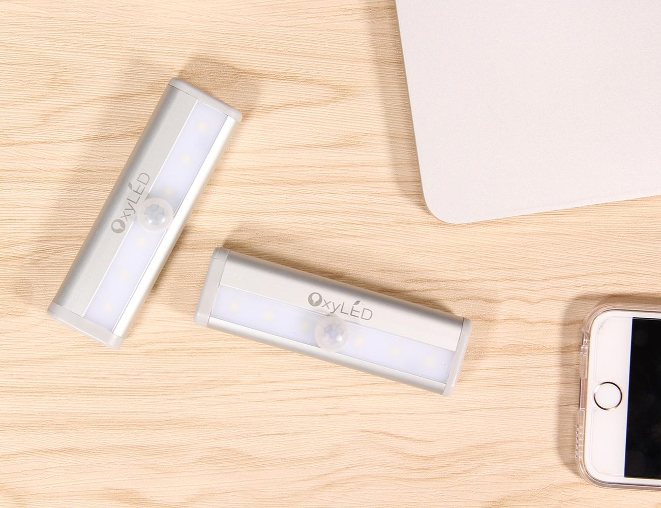 OxySense Motion Activated Mini LED Light