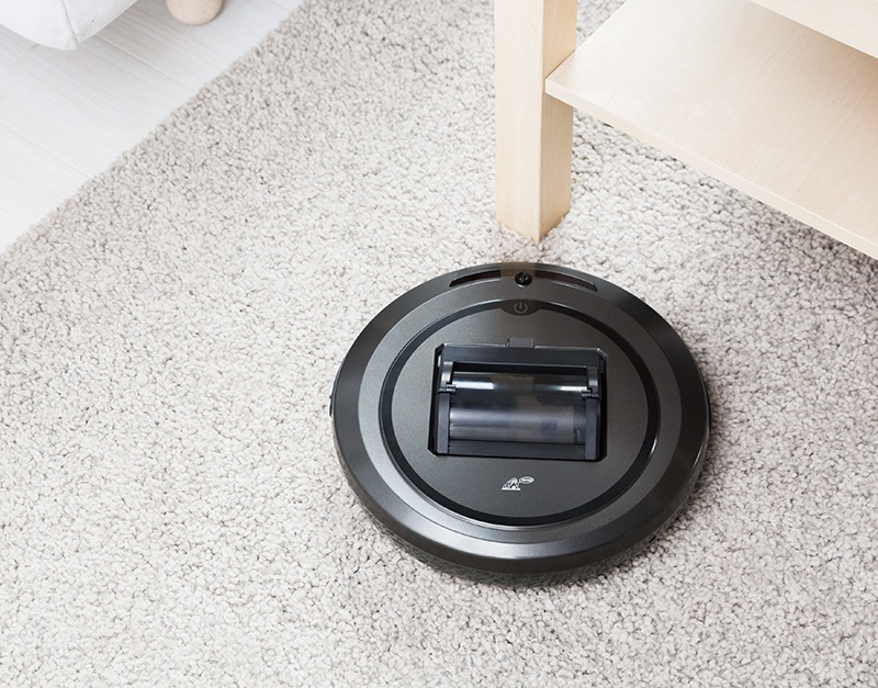 Smart+Robotic+Vacuum+Cleaner