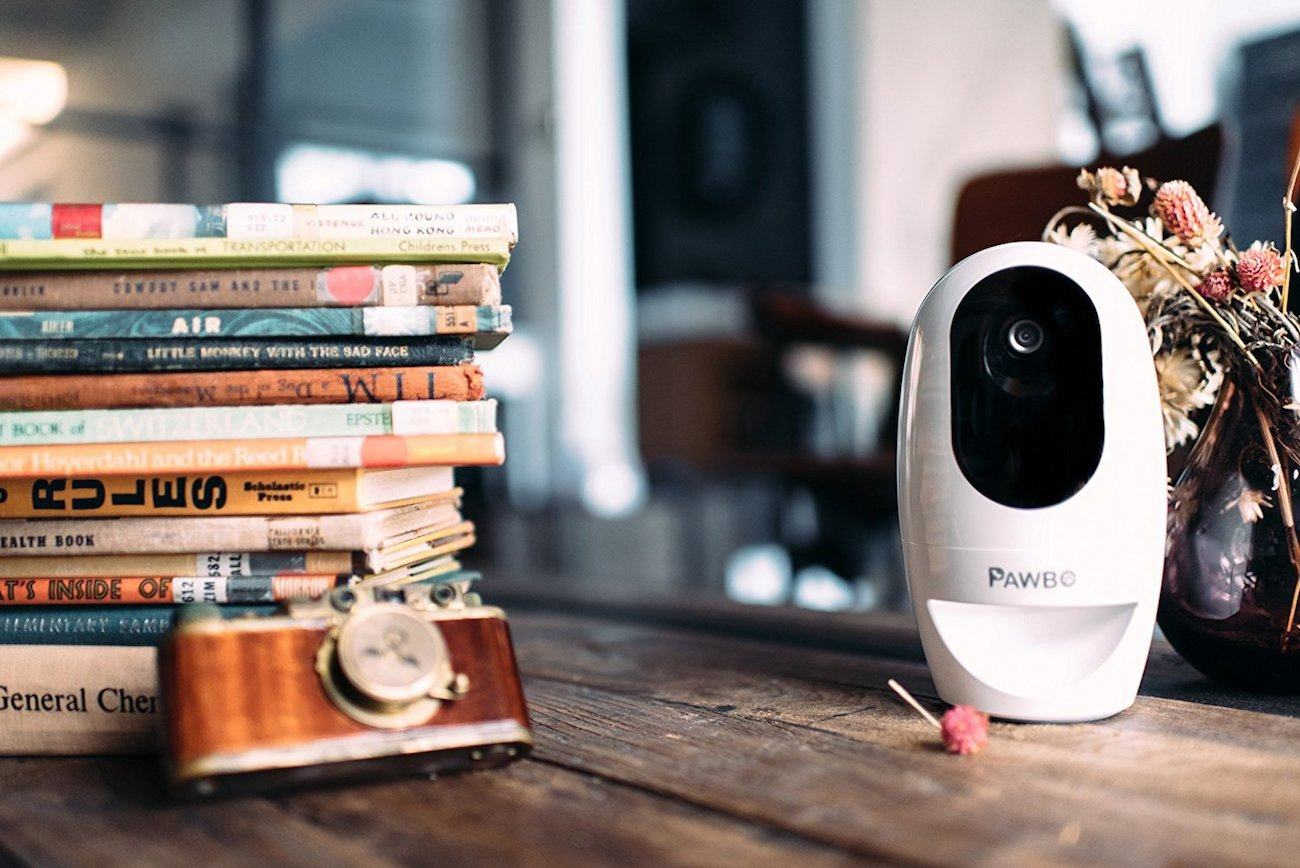 Pawbo Life Pet Camera Treat Dispenser