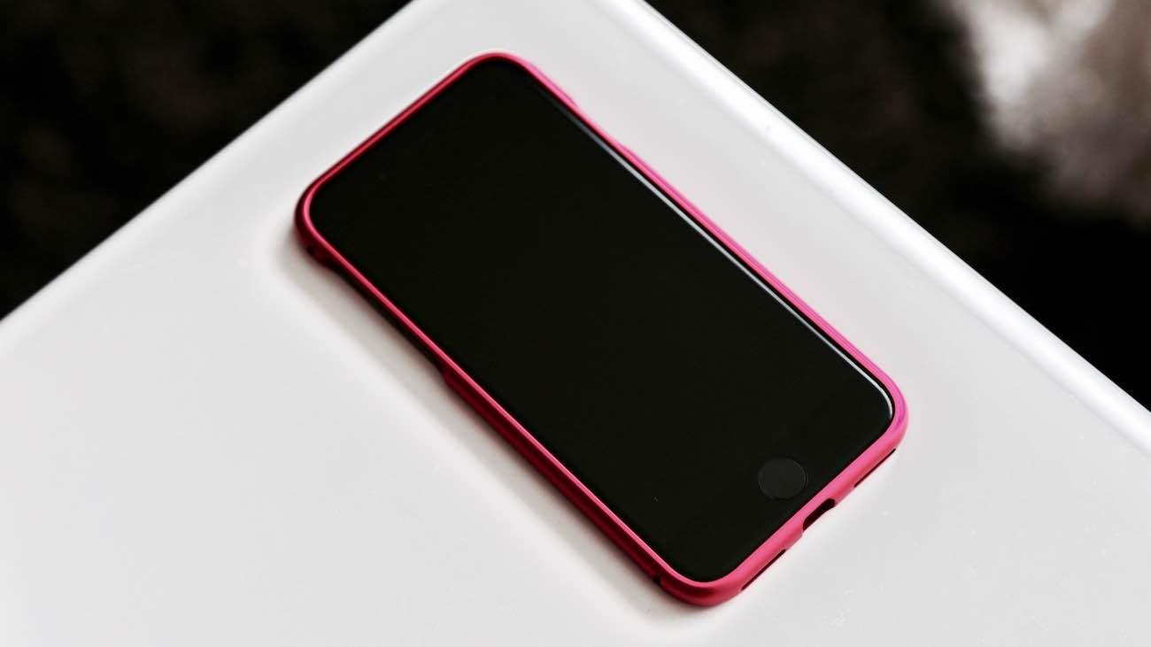 Vihoo Phone Ring Case