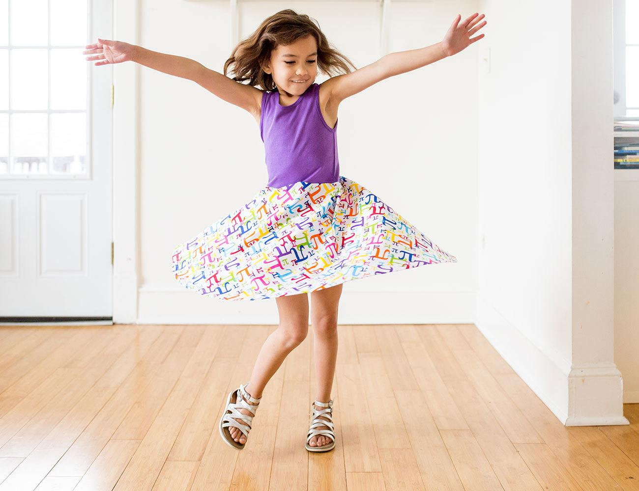 Pi+In+The+Sky+Twirly+Play+Dress