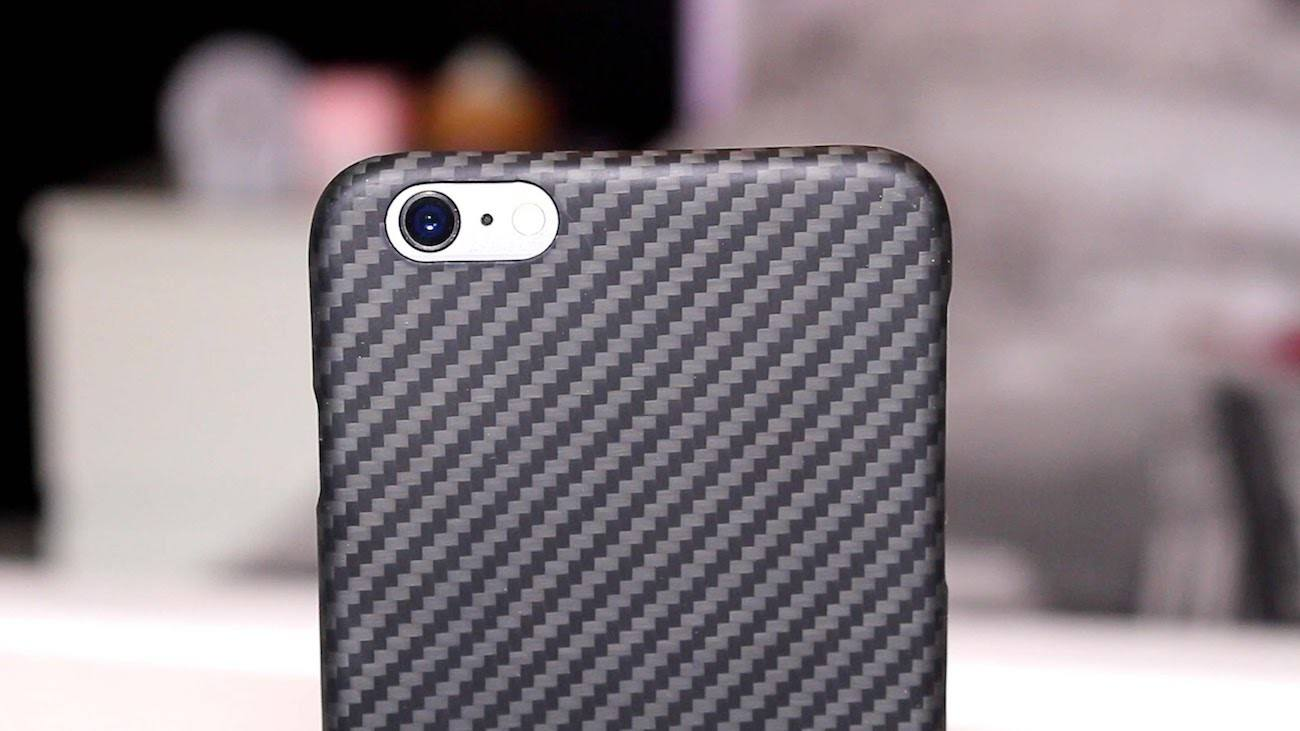 Pitaka Aramid iPhone 7 Case