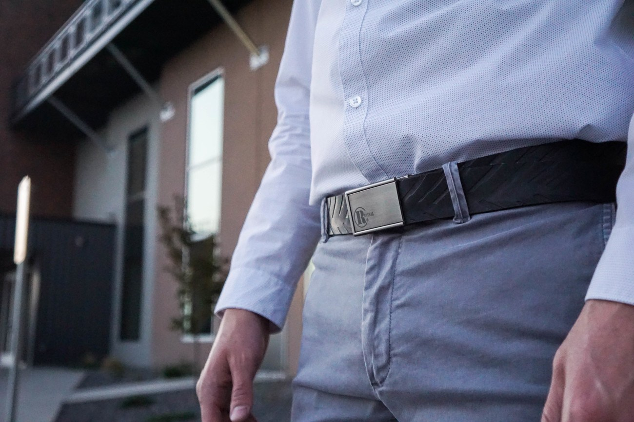Revival Recycled Tire Belt