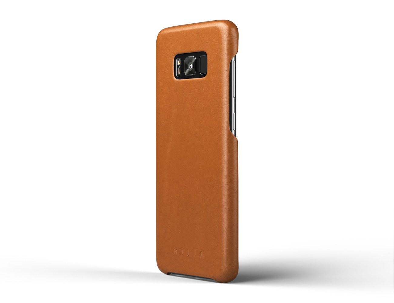 Samsung Galaxy S8 Premium Leather Case by MUJJO