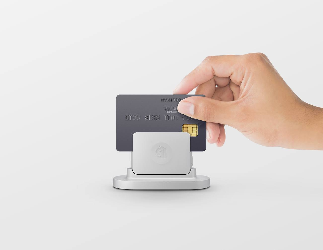 Shopify Chip & Swipe Reader