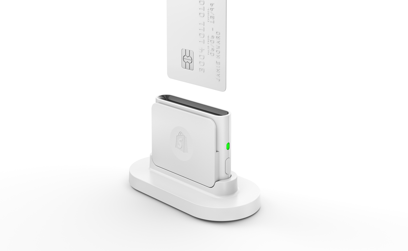 Shopify Chip & Swipe Reader