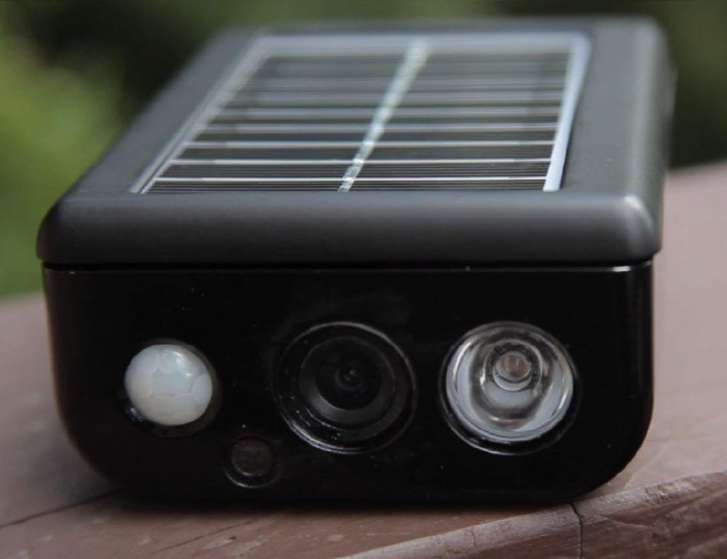 truly wireless security camera