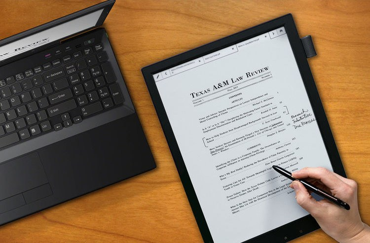 Sony Digital Paper e-Ink Tablet