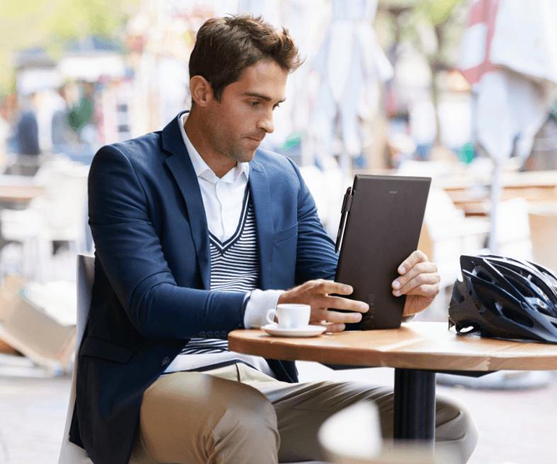 Sony Digital Paper e-Ink Tablet