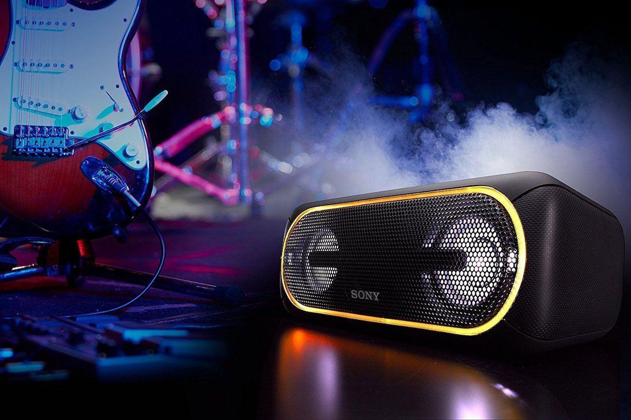 Sony+XB40+Portable+Wireless+Speaker