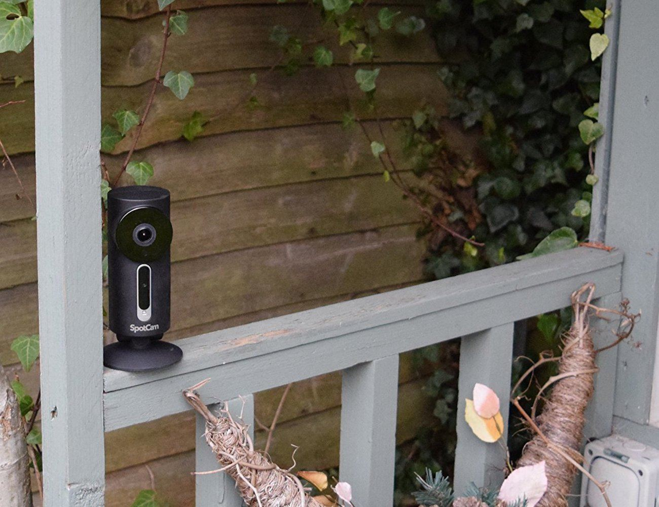 SpotCam Sense Pro Outdoor Security Camera