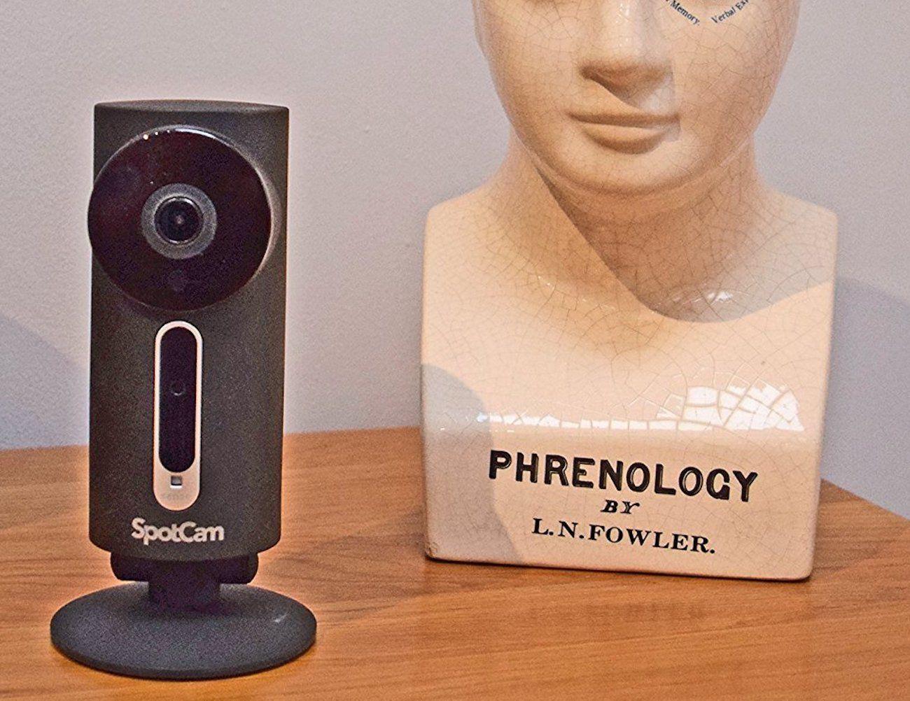 SpotCam Sense Pro Outdoor Security Camera