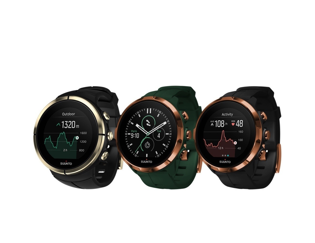 Suunto Spartan Athlete Smartwatches