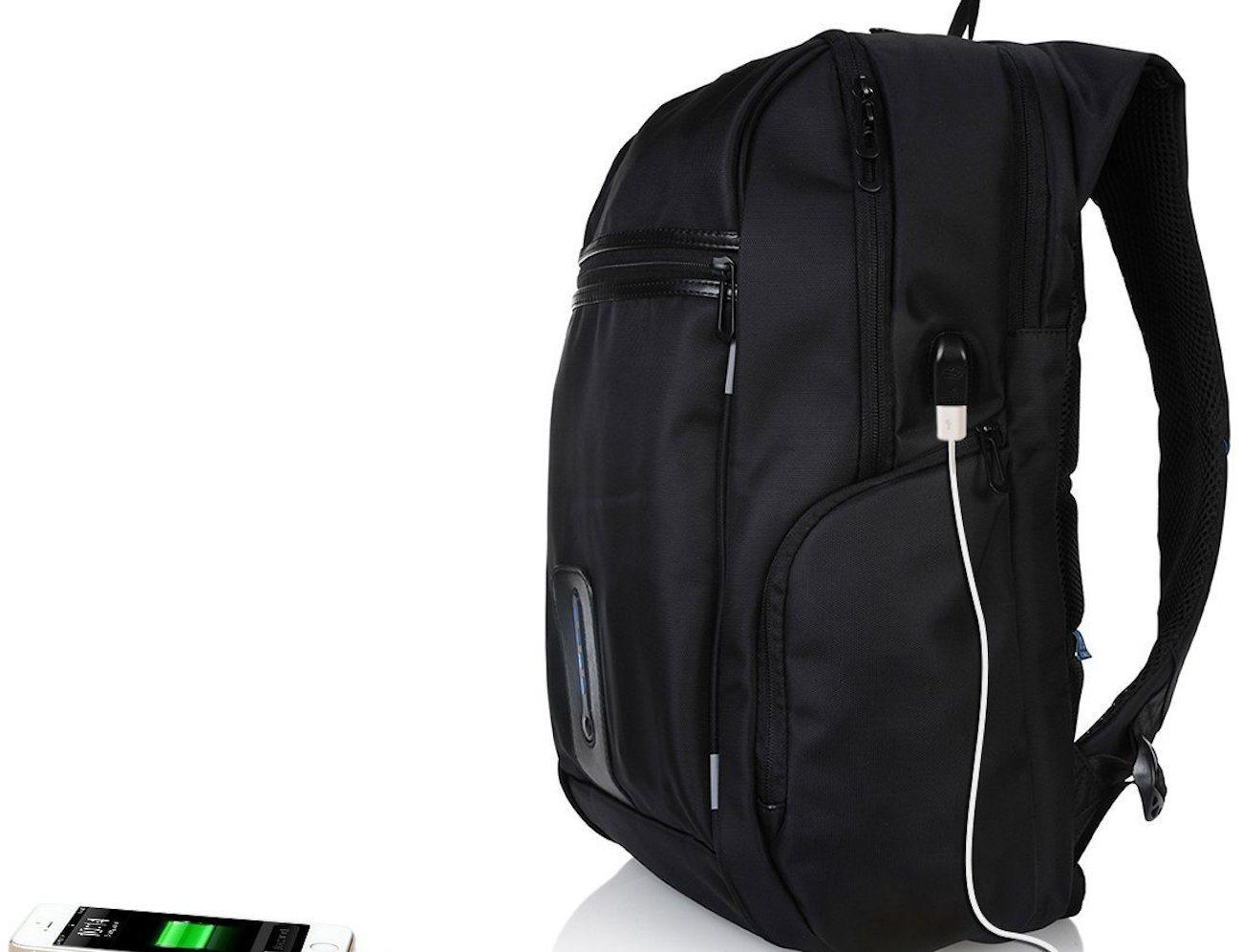 TRAKK FUEL Anti-Theft Backpack