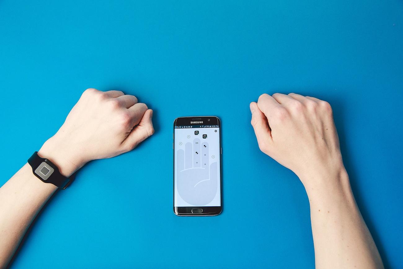 Tapdo Smart Fingerprint Remote