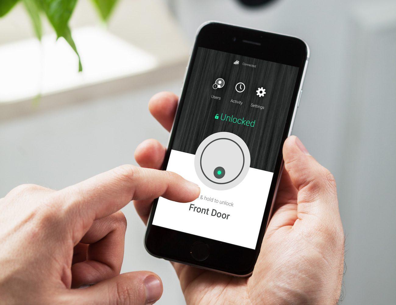 Teodoor Smart Lock 187 Gadget Flow