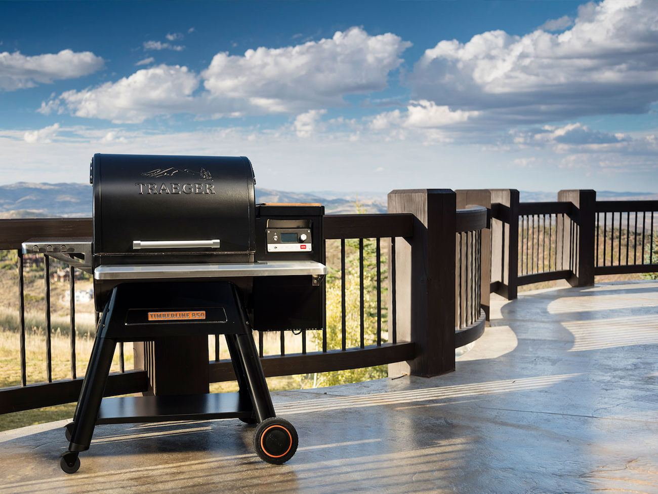 Traeger Timberline Barbecue System