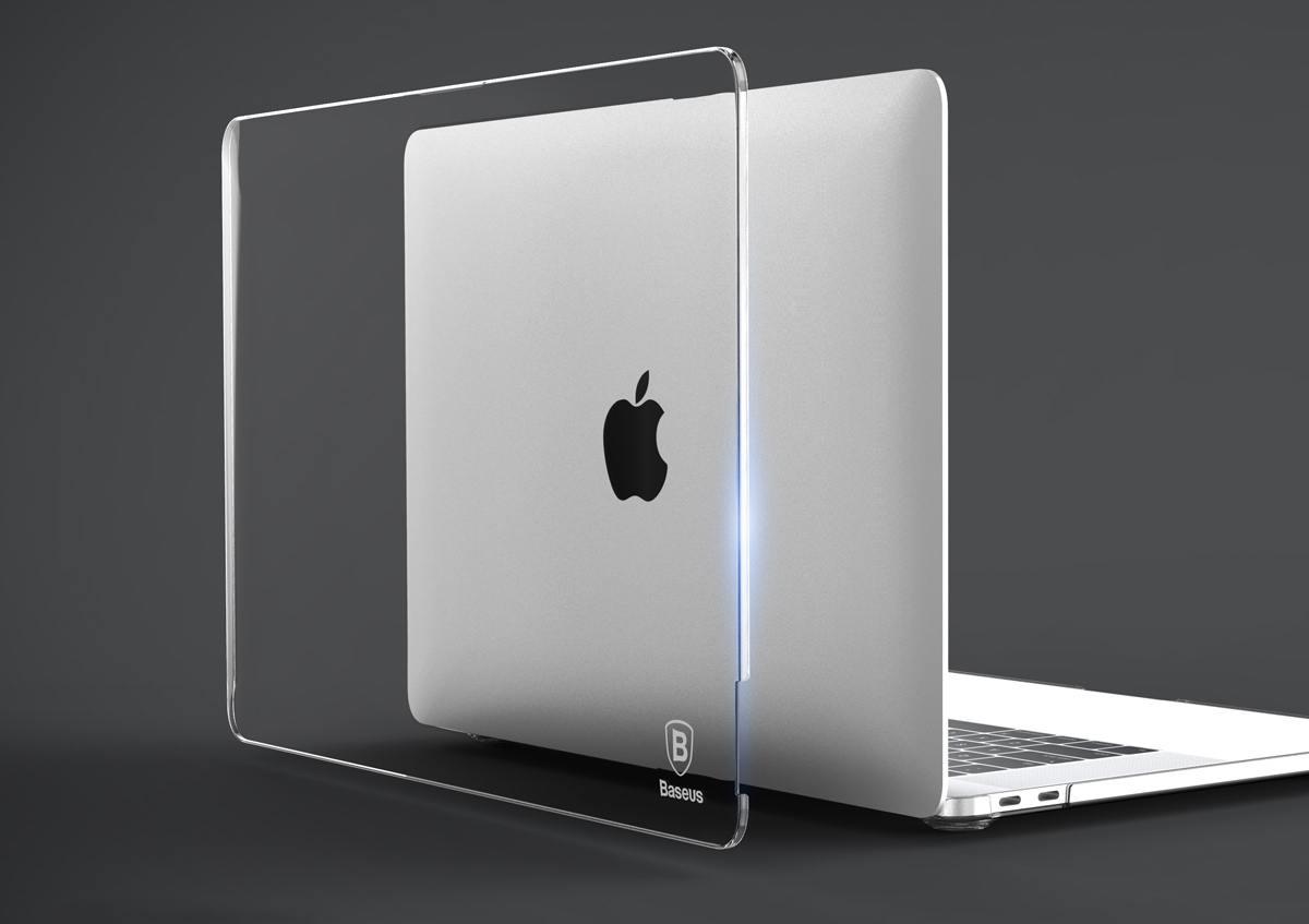 Transparent+MacBook+Case