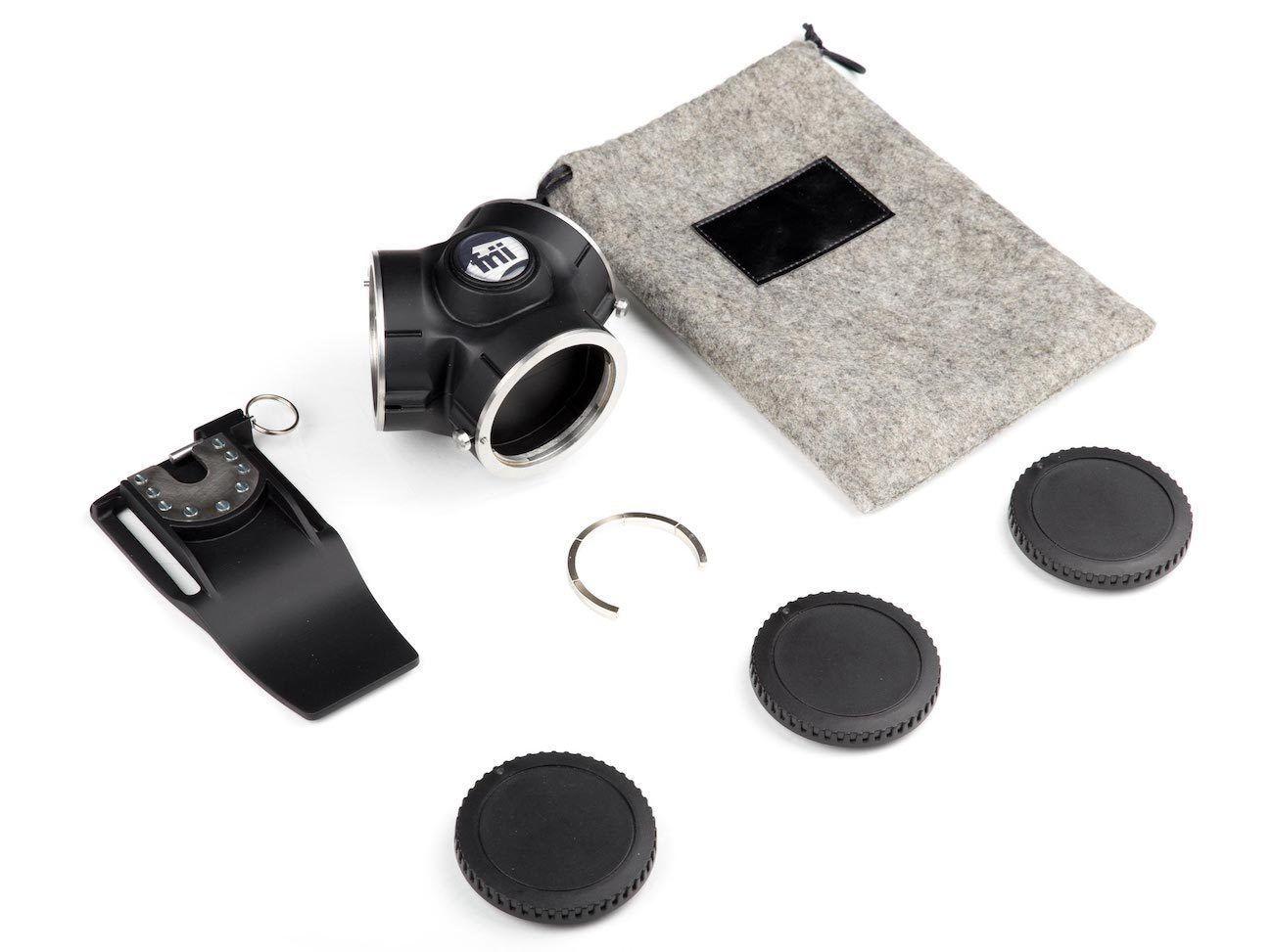 TriLens Triple Lens Holder