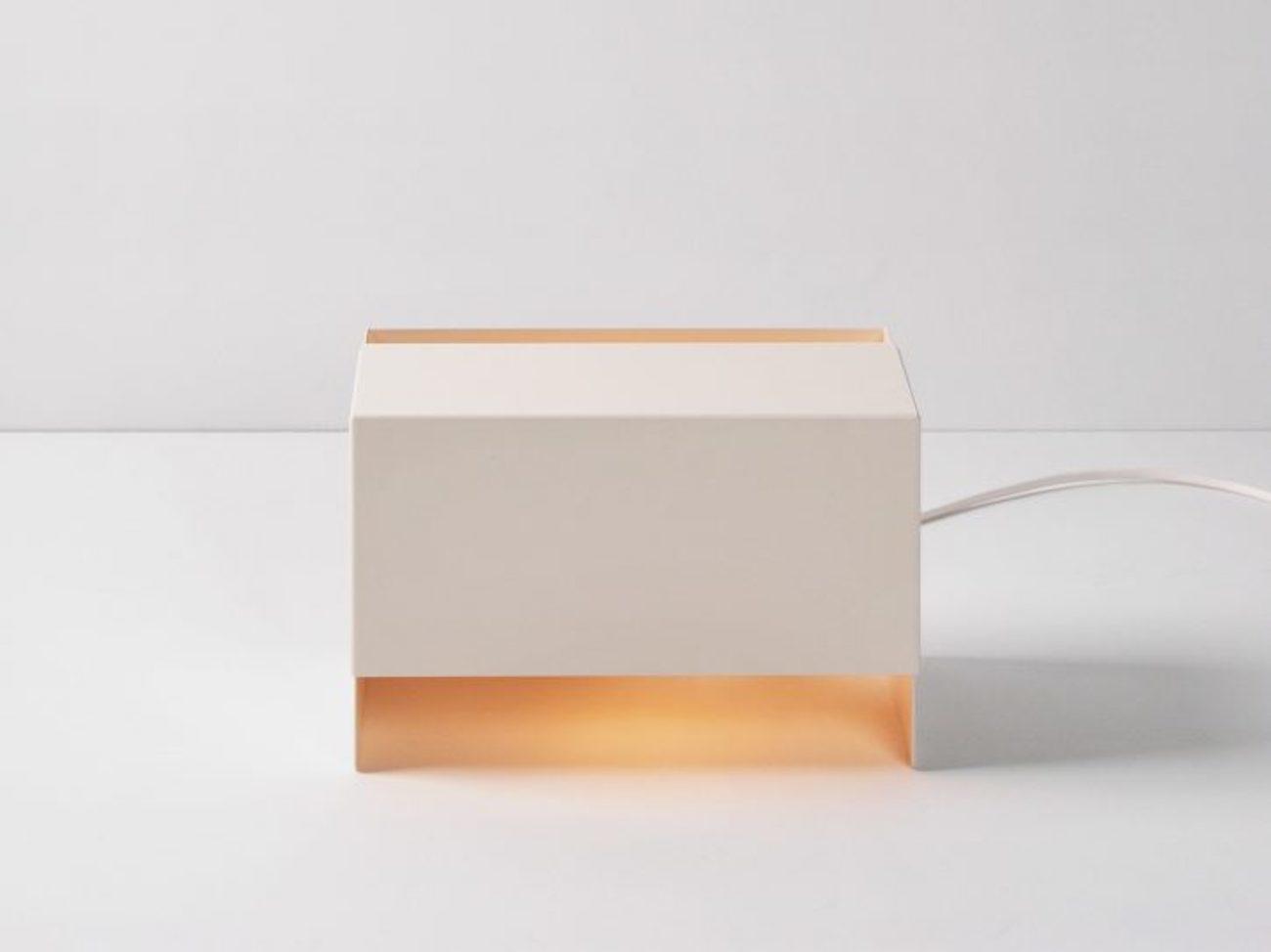 Twofold Modern Minimalist Lamp