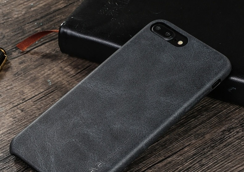 7 plus leather iphone case