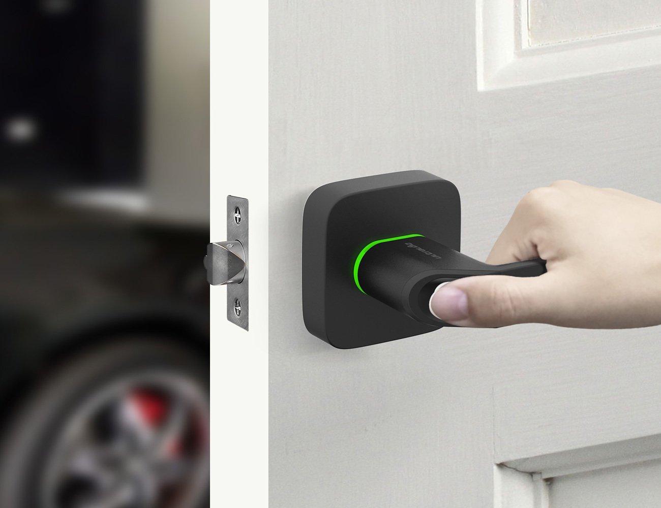 Ultraloq 3 In 1 Fingerprint Smart Lock 187 Gadget Flow