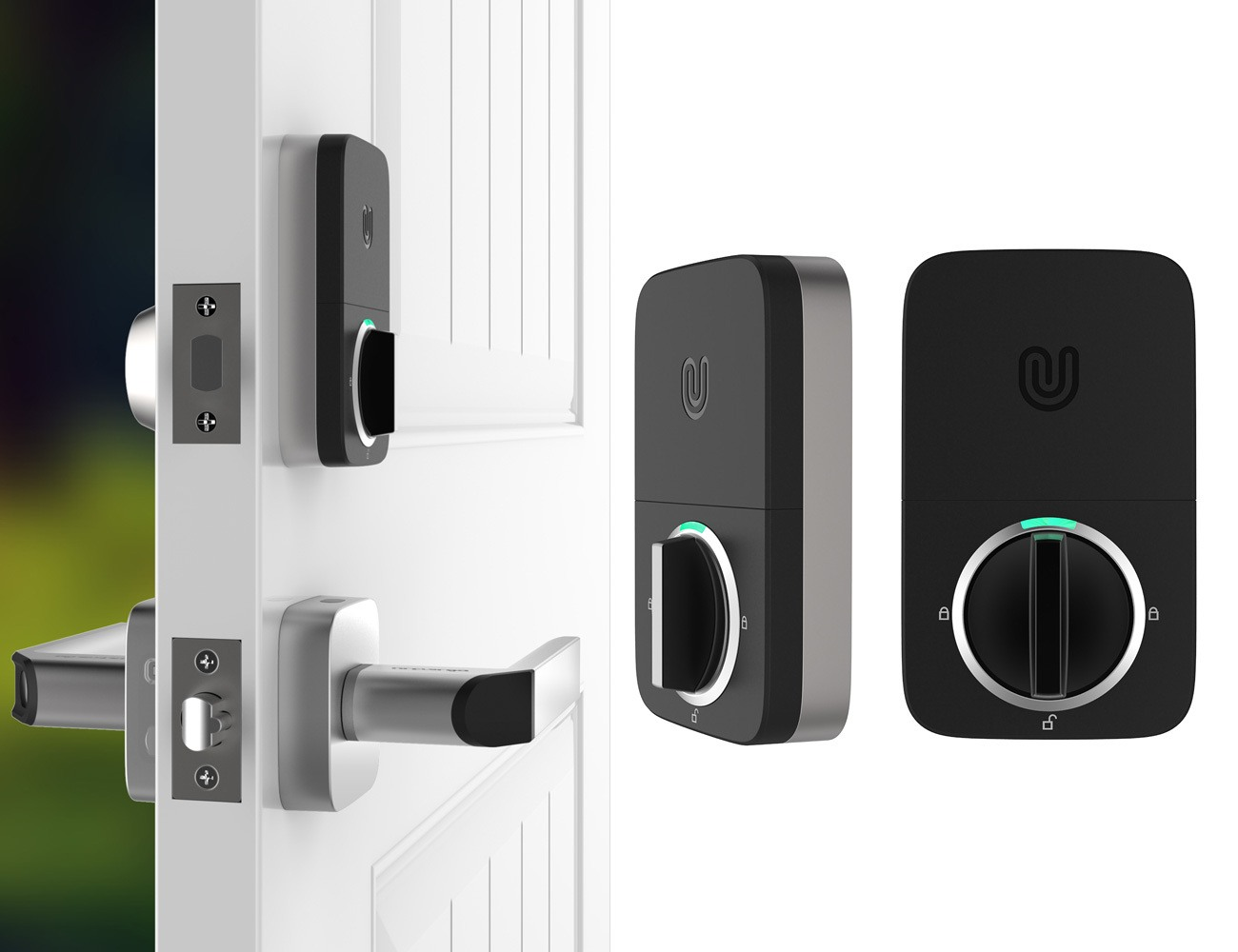 Ultraloq 3-in-1 Fingerprint Smart Lock