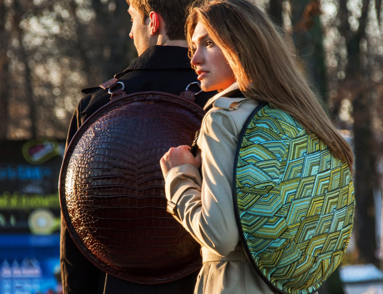 WonderShell Luxury Anti-theft Backpack