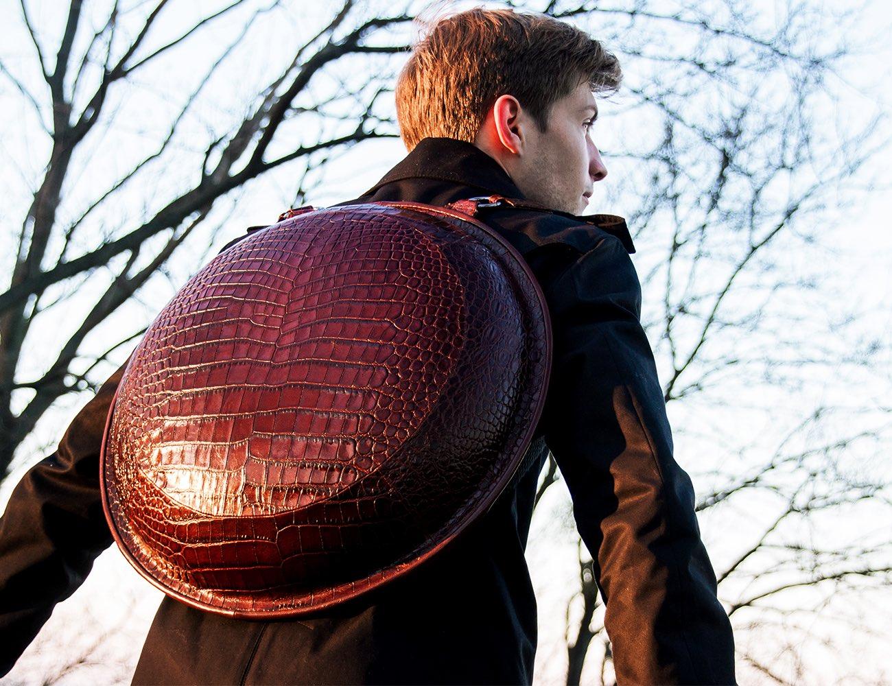 WonderShell Luxury Anti-theft Backpack