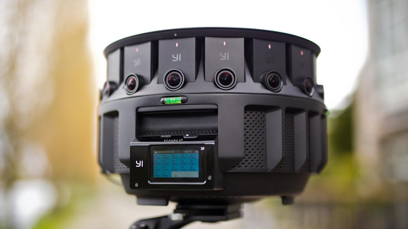 YI HALO Next Generation Jump Camera