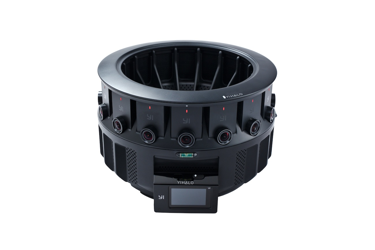 YI HALO Next Generation Jump Camera