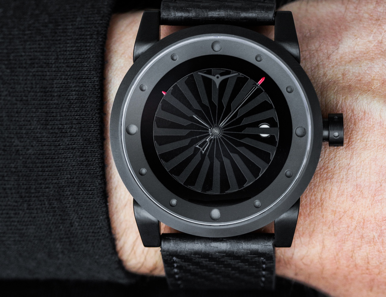 ZINVO Blade Phantom Designer Watch