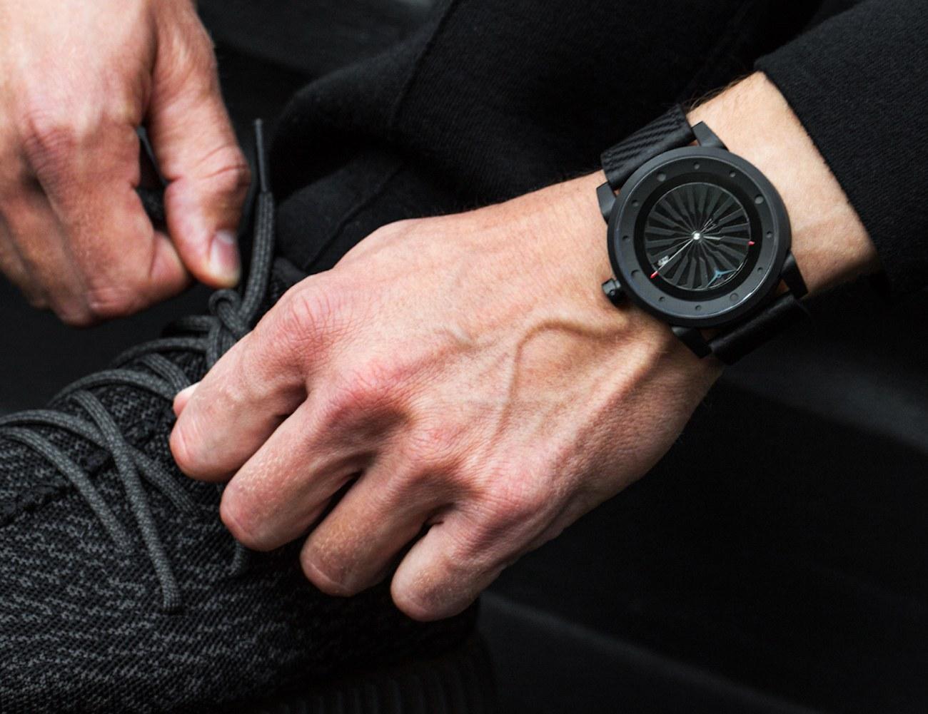ZINVO Blade Phantom Designer Watch
