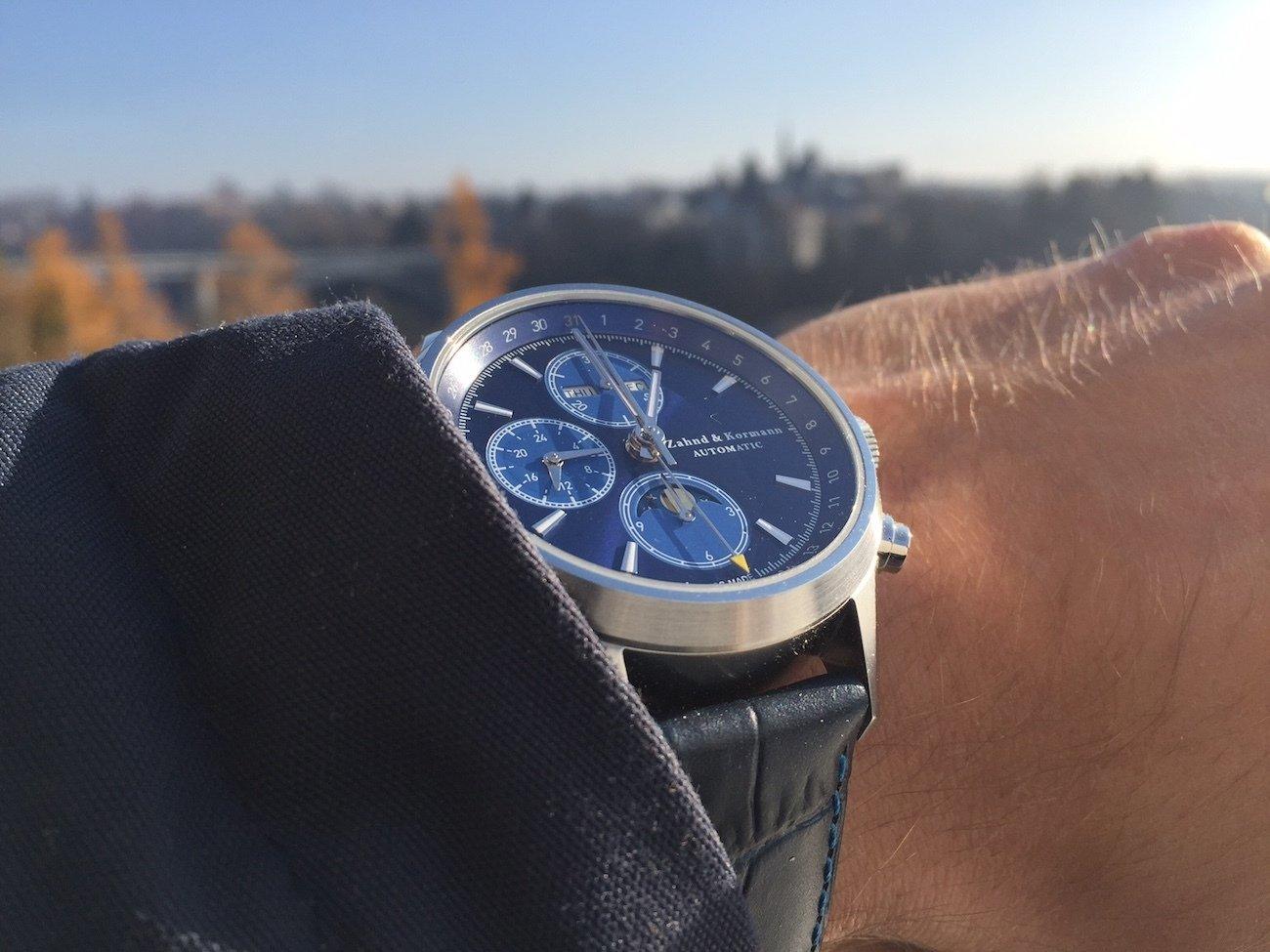 Zahnd & Kormann Automatic Watches