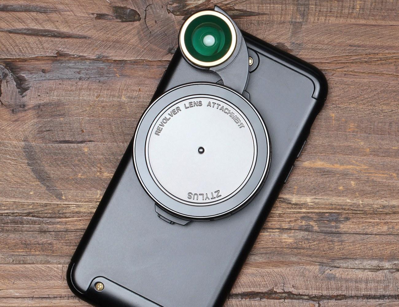 Ztylus Revolver iPhone 7 Lens Kit