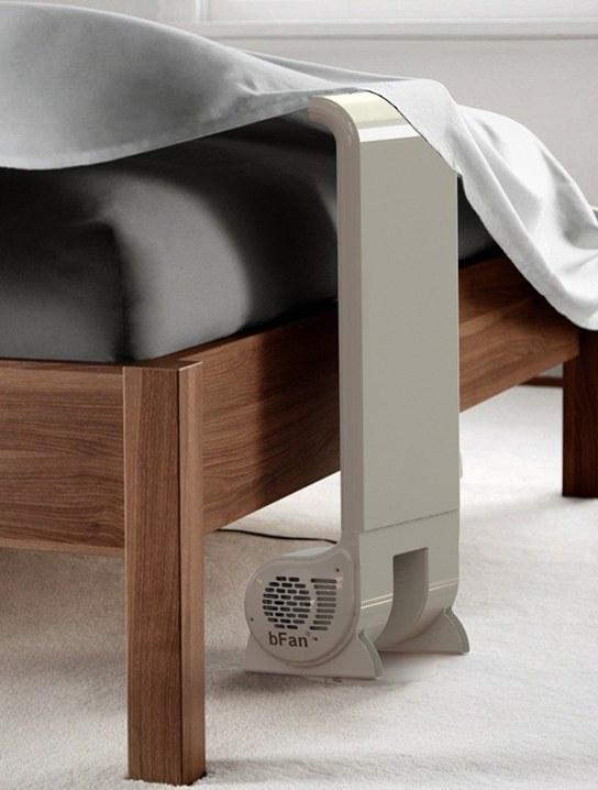 bFan Air Cooling Bed Fan » Gadget Flow