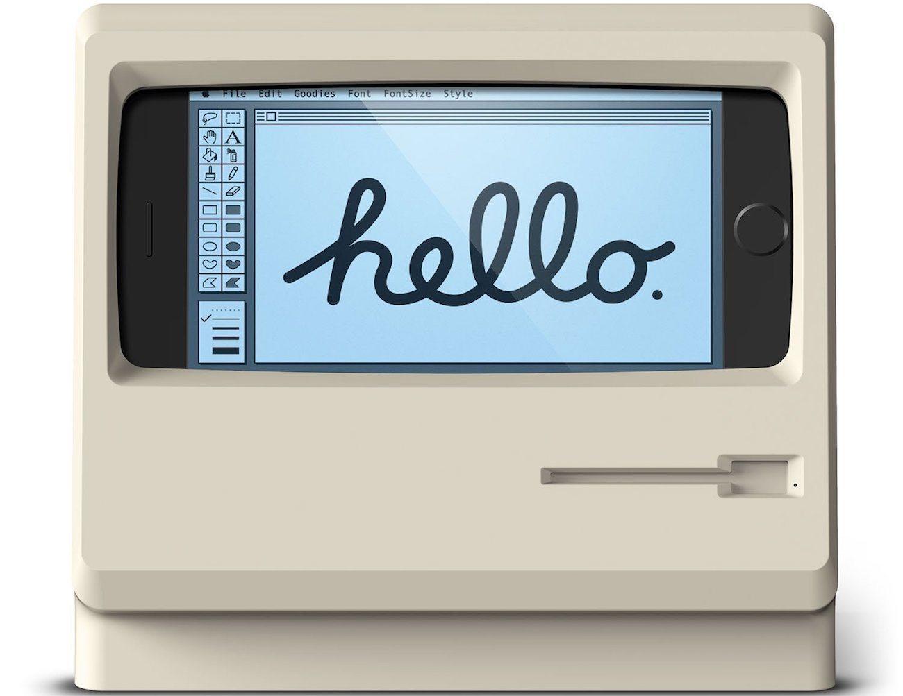 elago M4 Vintage iPhone Stand