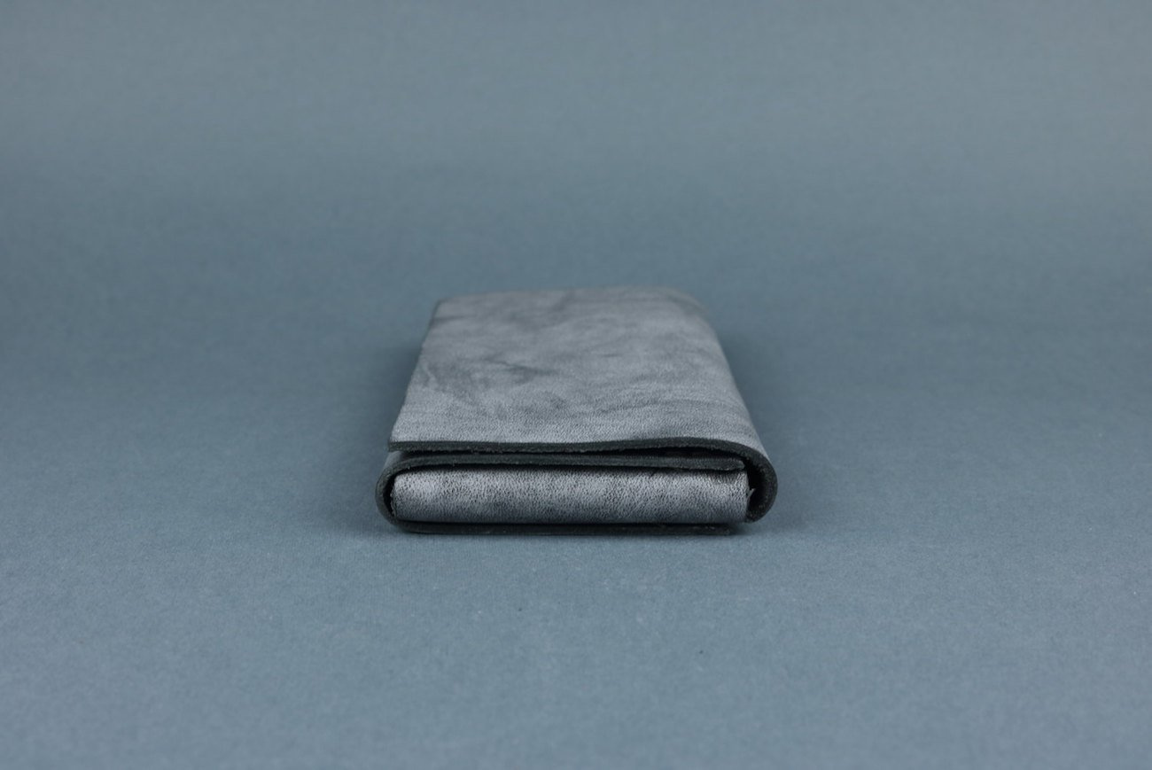 nostitch Leather iPhone Wallet