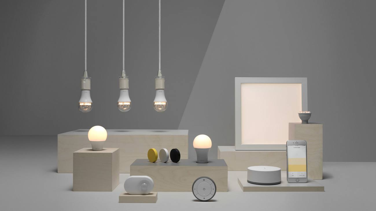 IKEA is making smart lighting more affordable