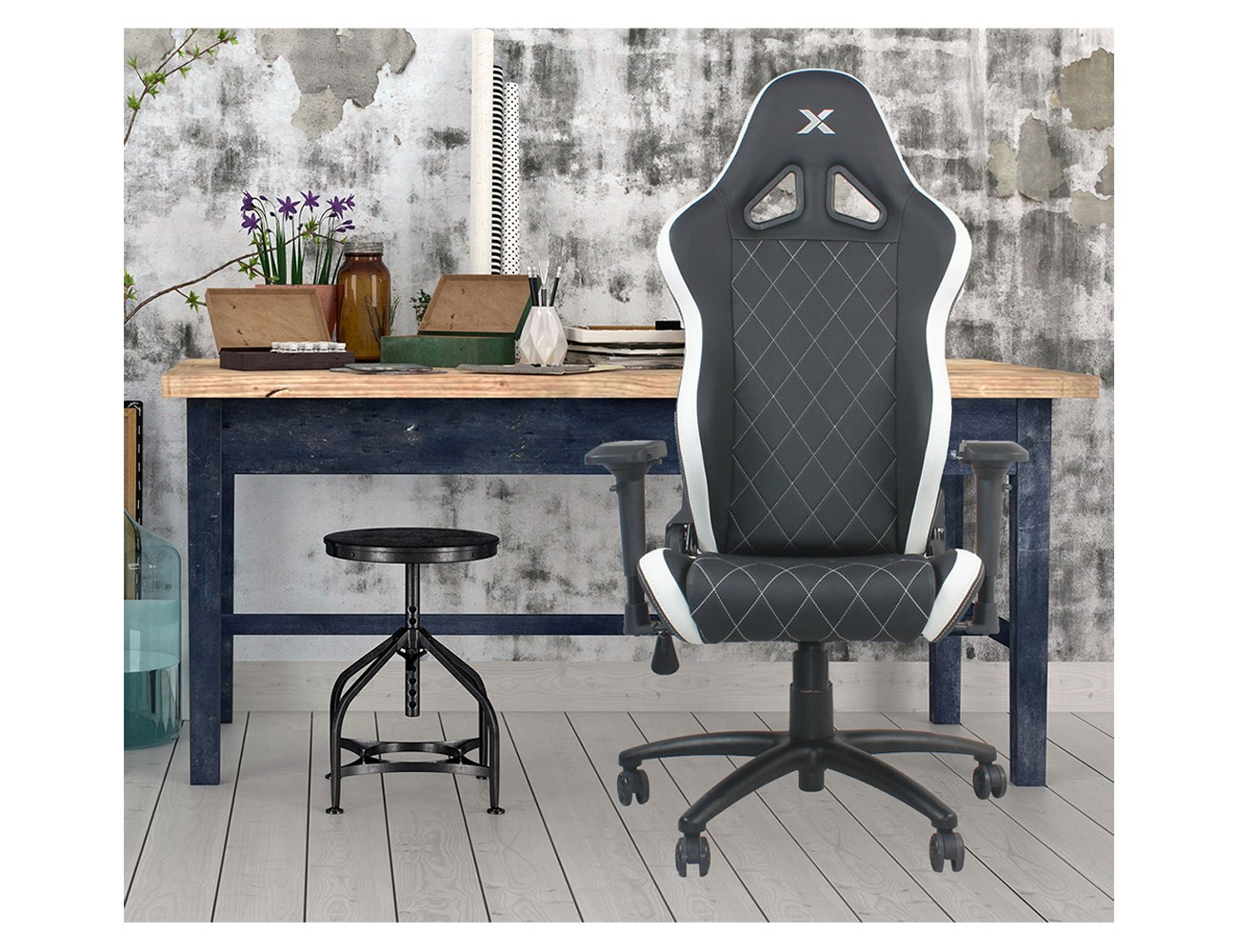 RapidX Ferrino Ergonomic Desk Chair