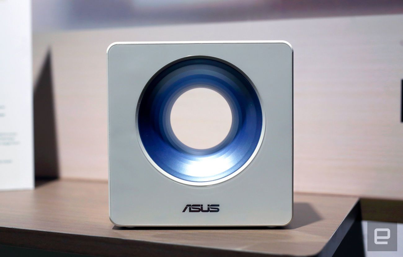 ASUS Blue Cave Wireless Router