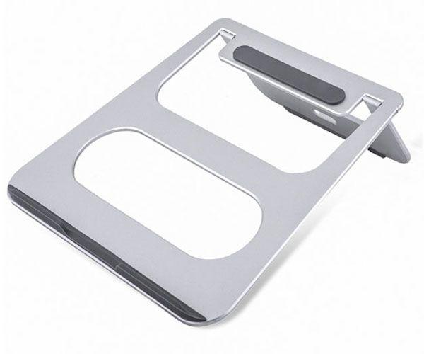 Portable Aluminum MacBook Stand