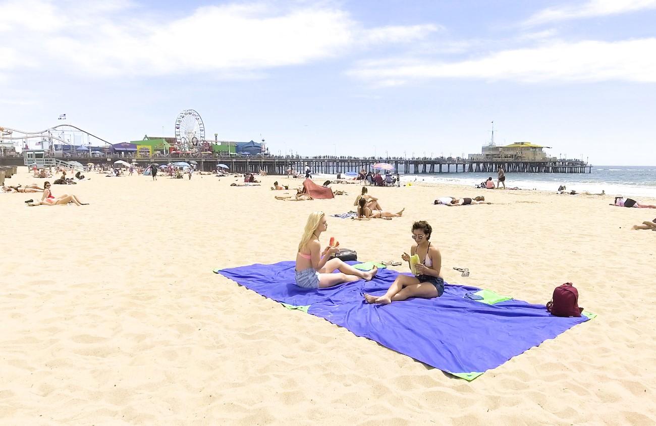 BeachSheetz Microfiber Outdoor Sheet