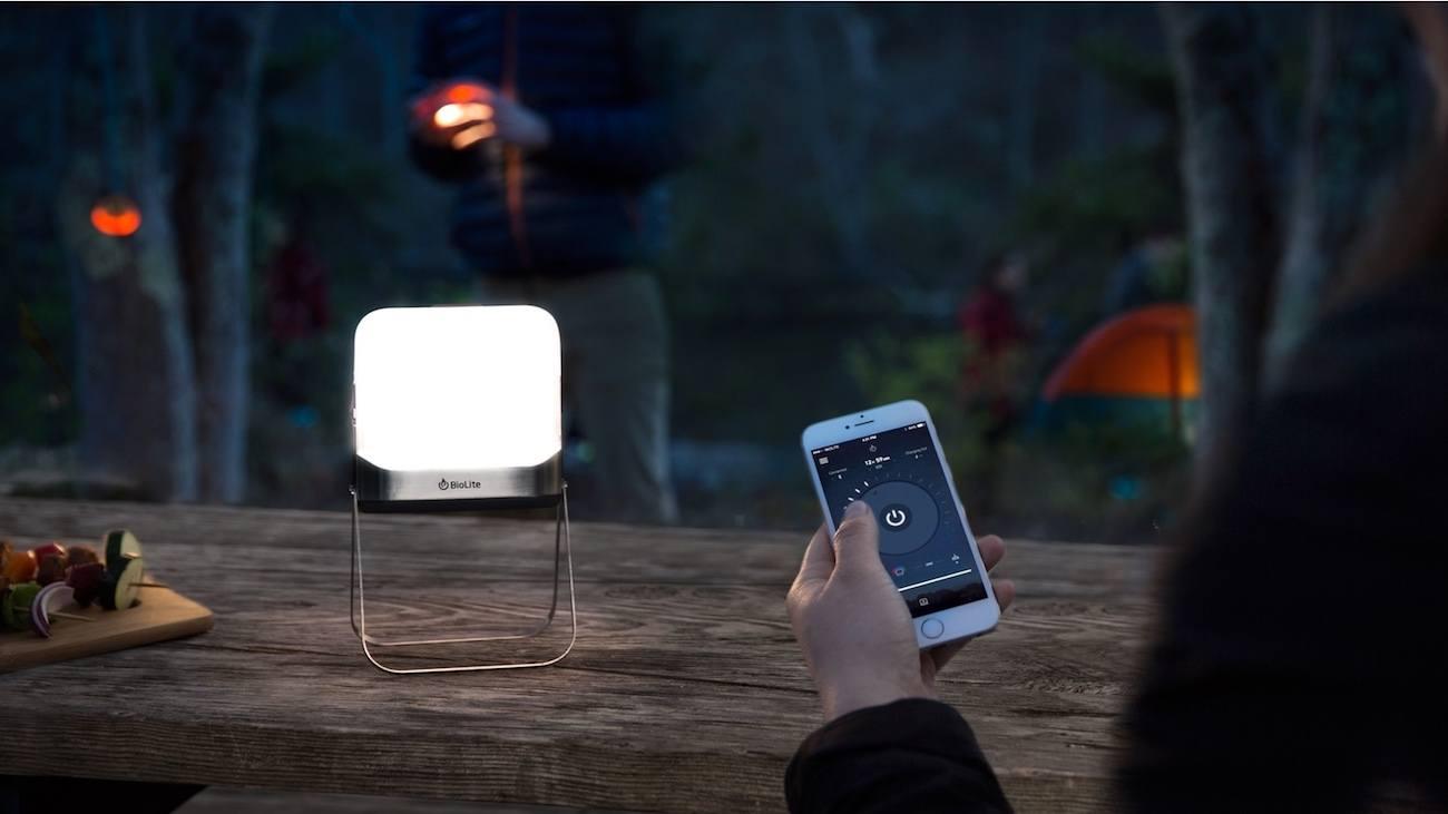 BioLite+BaseLantern+XL+Bluetooth+Lantern