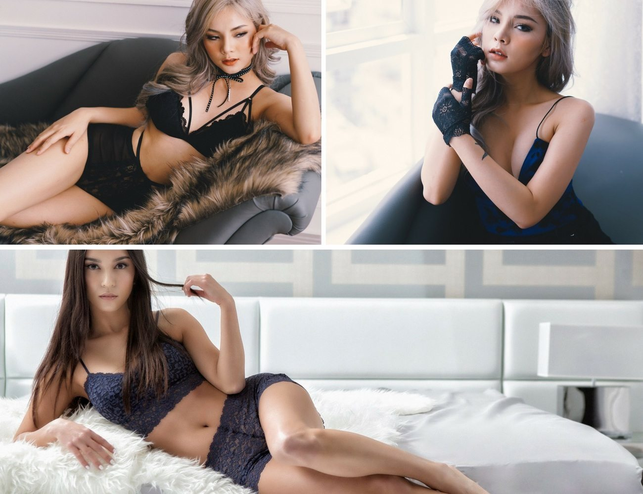 Secret Blossom Inc. Lingerie Collections