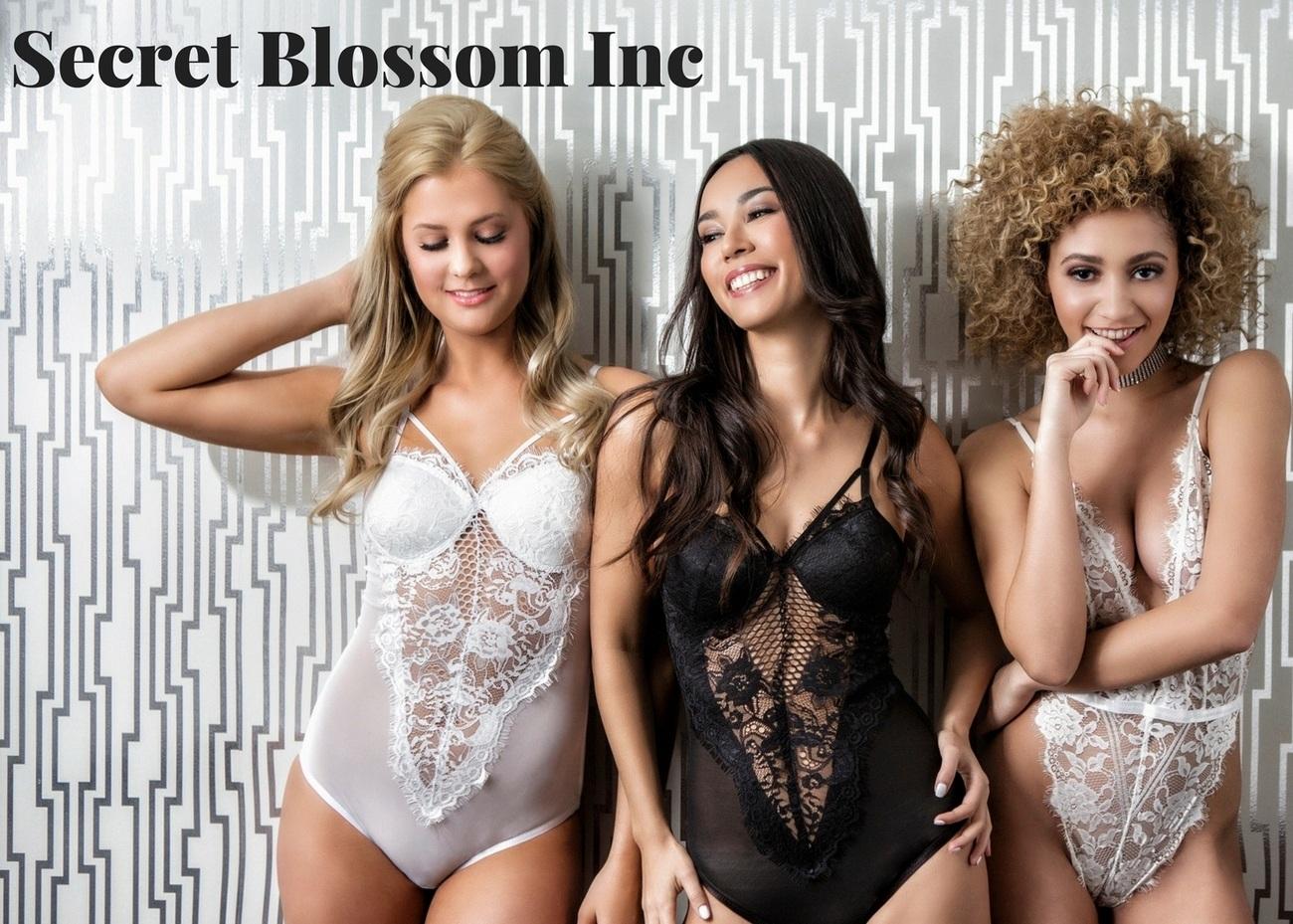 Secret Blossom Inc. Lingerie Collections