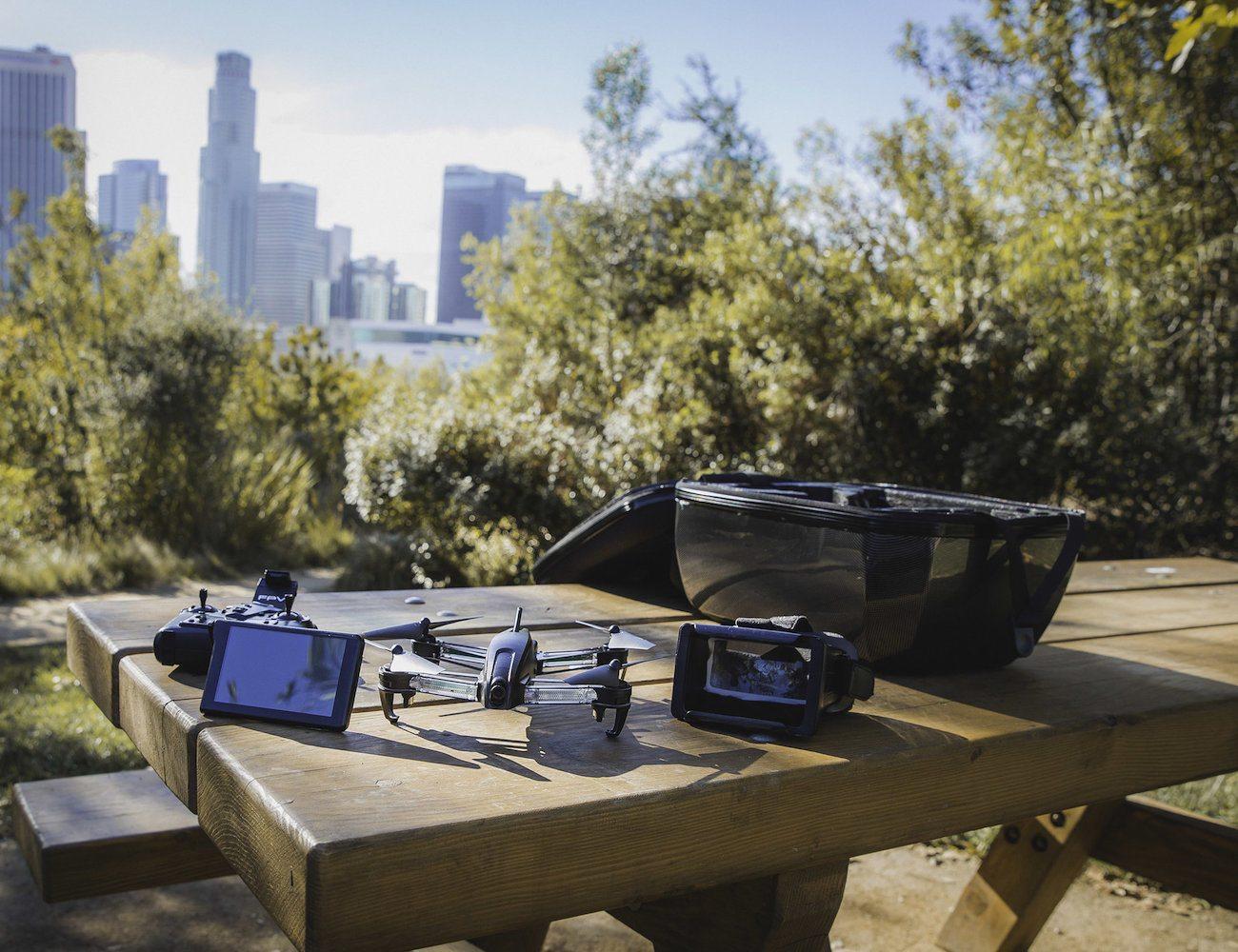 Bolt Carbon Fiber Drone