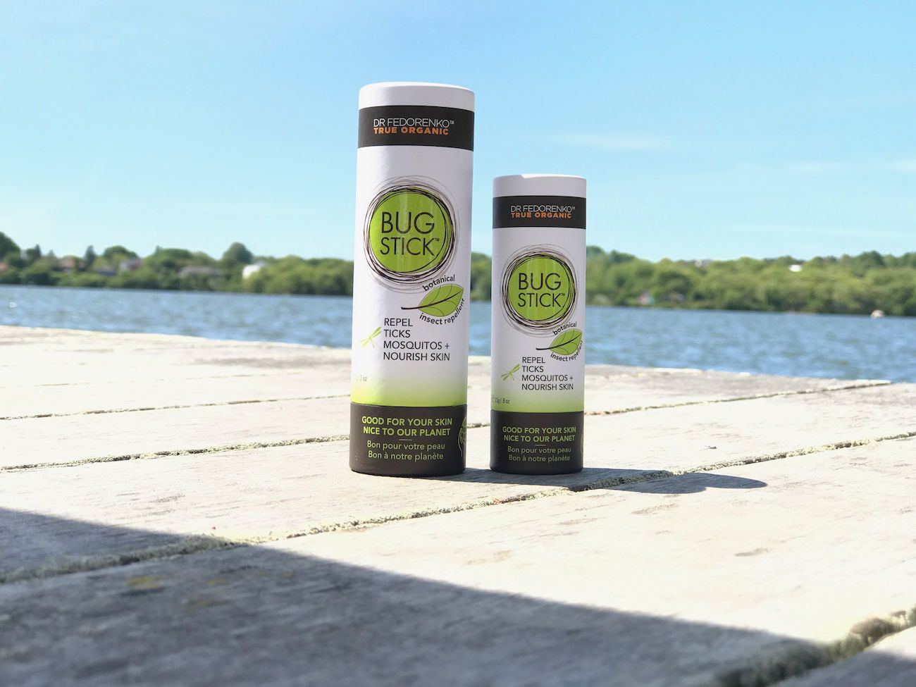 Bug Stick DEET Free Insect Repellent